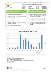 Weekly Management Review Report 040509.pdf