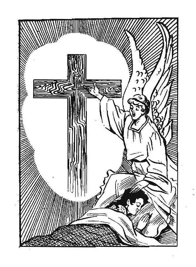 مسيحية مصورة الحلقة الثالثة جرجس