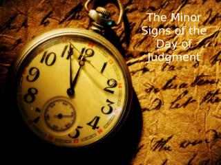 03- Minor Signs of the Day of Judgment.pptx