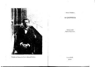 Anton Tchekhov - A gaivota.pdf