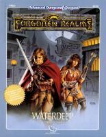 AD&D - Forgotten Realms - Adventure - Waterdeep.pdf