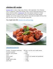 chicken 65 recipe .pdf