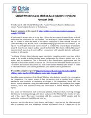 Global Whiskey Sales Market 2018 Industry Trend and Forecast 2025.pdf