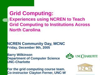 Grid computing course.ppt