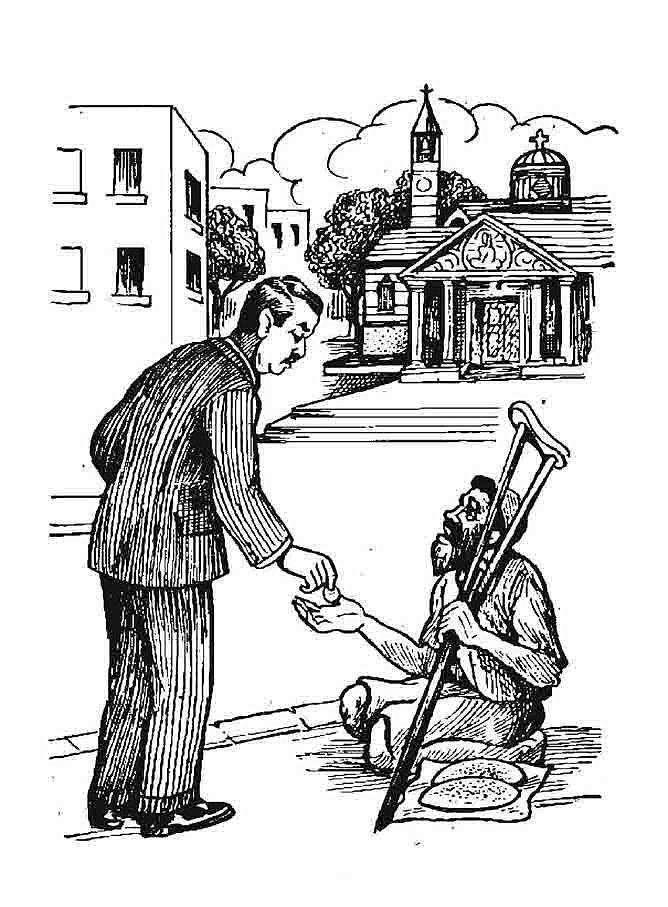 مسيحية مصورة الحلقة الرابعة جرجس