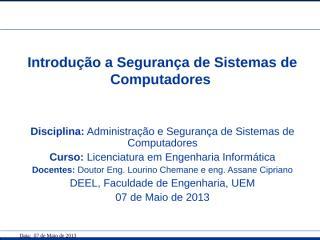 Introducao a Seguranca de Sistemas de Computadores 07052013.ppt