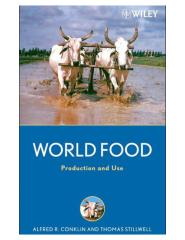 World Food, Production and Use - A. Conklin (Wiley, 2007).pdf