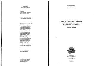 Diskurzivna vrednost opscene leksike u francuskom i srpskom jeziku.pdf